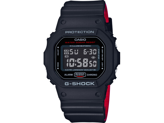 CASIO G-SHOCK DW-5600HR-1ER Watch Men, black